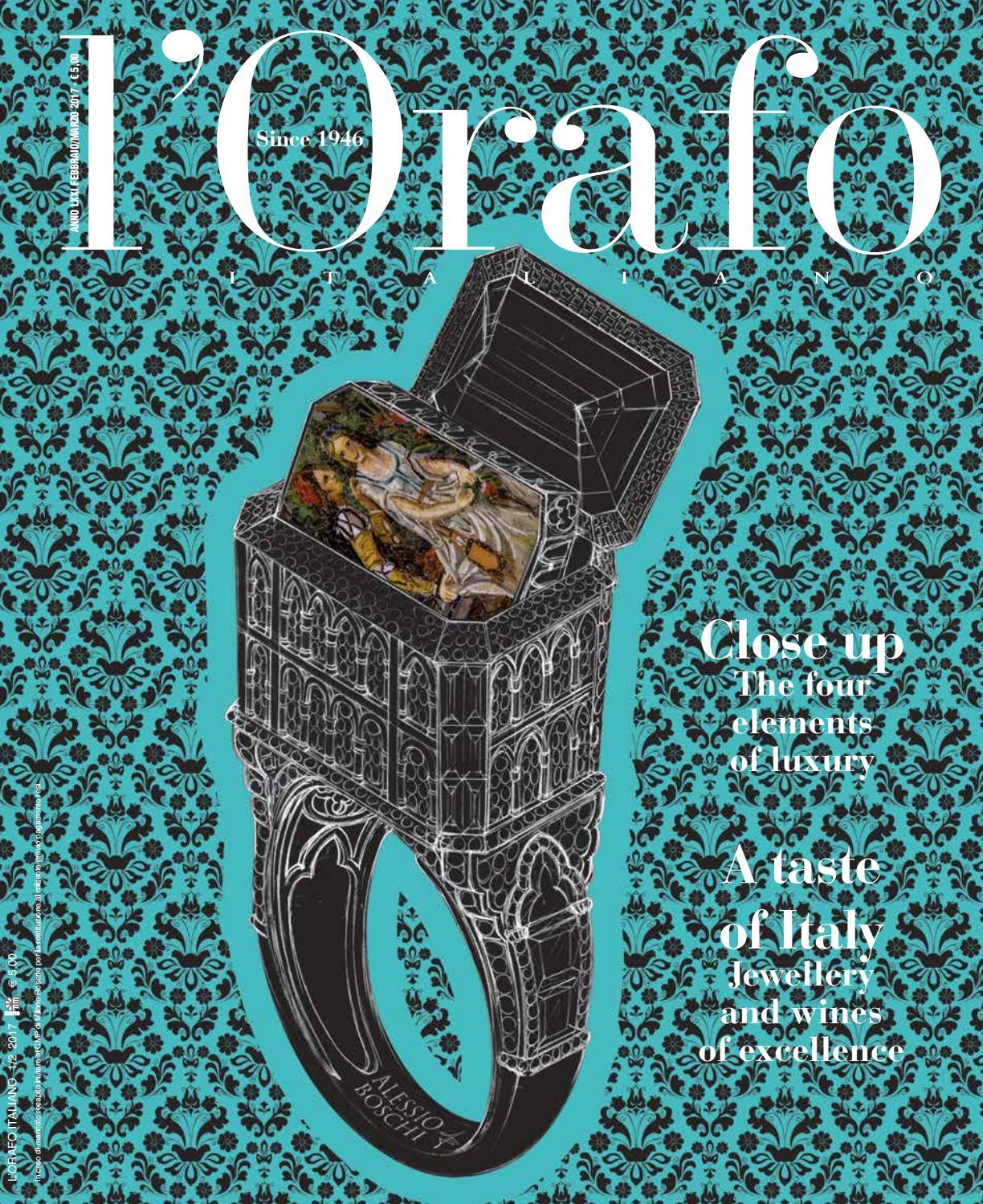 735c11a050 l'Orafo Italiano 02-03 2017 by Edifis - issuu