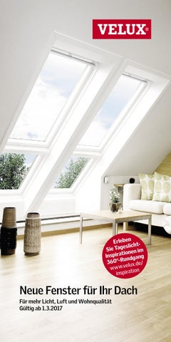 Uberlegen Velux Dachfenster By Kaiser Design   Issuu