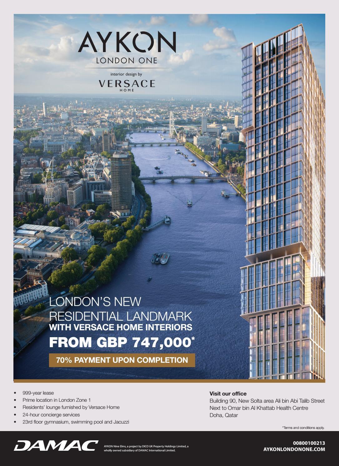Absolutely London & Uk Property Global - Qatar & Abu Dhabi 2017 by