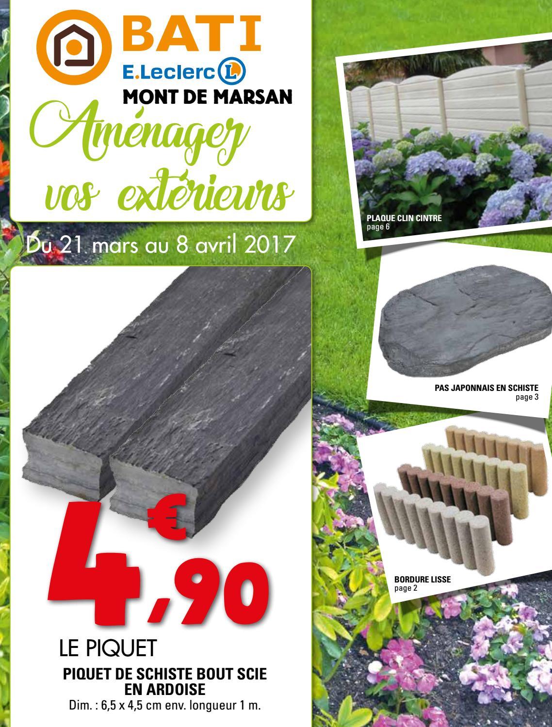 Dalle Ardoise 100 X 30 amenagement jardinbakana media agence digitale - issuu