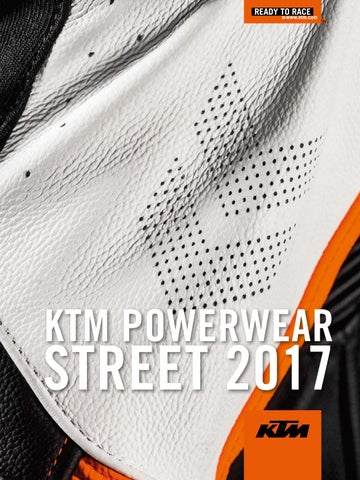 KTM PowerWear Street Catalog 2017 Español by KTM GROUP - issuu 92053b68969b7