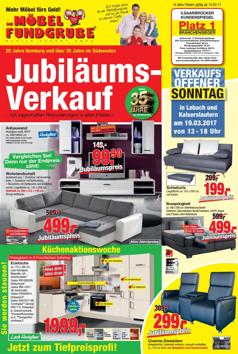 m bel fundgrube prospekt kw 11 by die m belfundgrube martin eckert gmbh issuu. Black Bedroom Furniture Sets. Home Design Ideas
