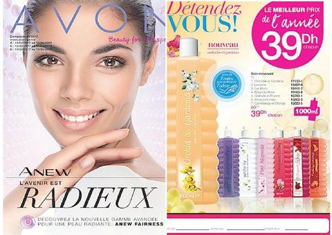 Avon Catalogue Avril 2017 By Promotion Au Maroc Issuu