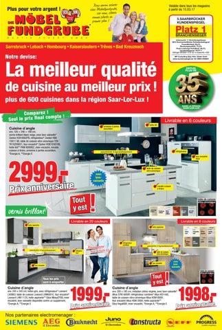 Möbelfundgrube möbel fundgrube küchenprospekt kw 11 francais by die möbelfundgrube