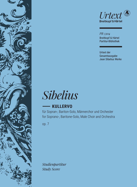 PB 5304 - Sibelius, Kullervo op  7 by Breitkopf & Härtel - issuu