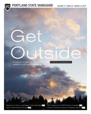 Portland State Vanguard vol. 71 issue 26 by Portland State Vanguard ... adfe7cf09