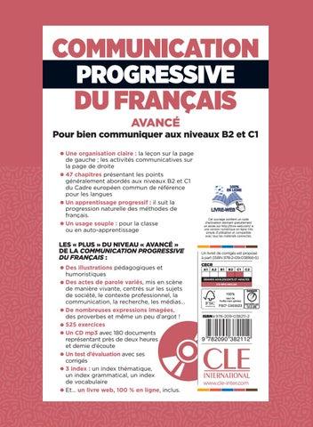 communication progressive du francais niveau avance.pdf