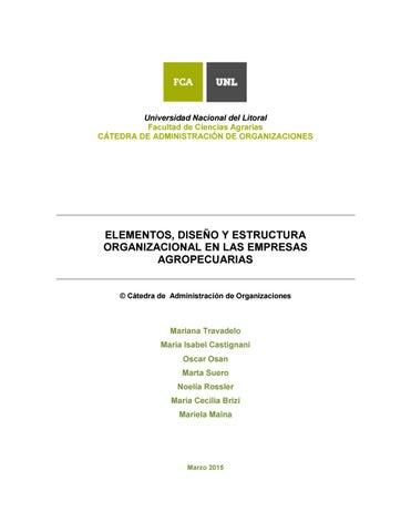 Ficha De Cátedra Elementos Diseño Y Estructura