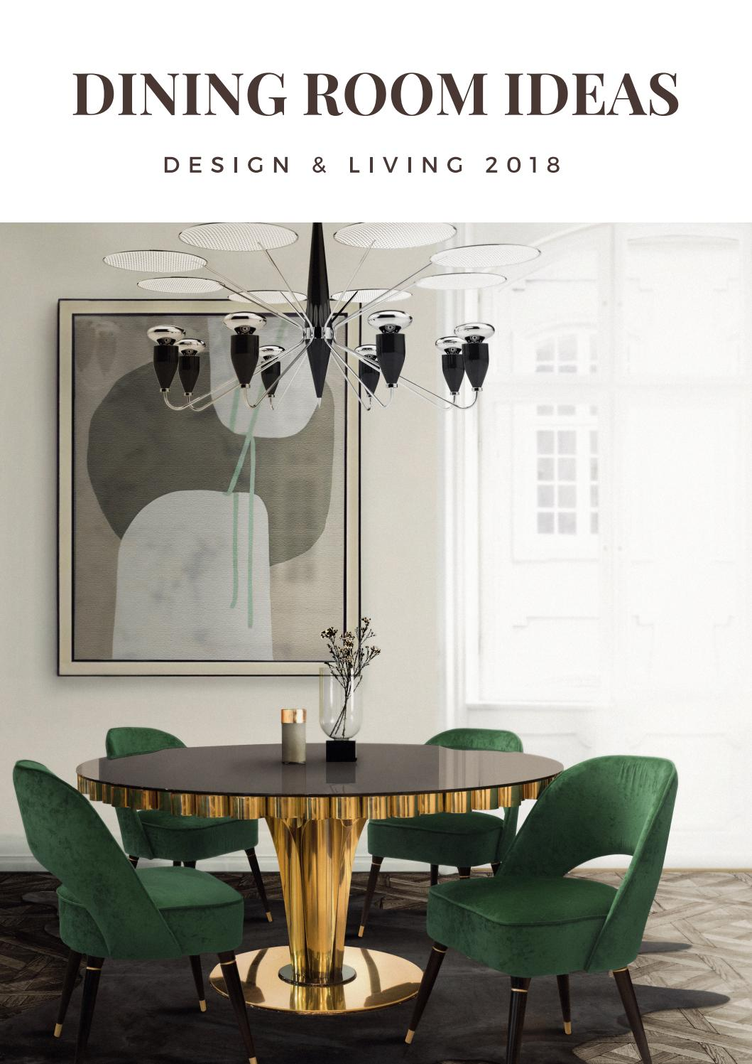 Dining room ideas design living 2018 by home living for Dining room 95 hai ba trung