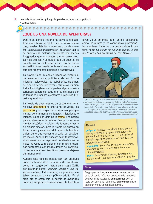 Lengua Y Literatura 8 Muestra Editorial Maya Educación By Maya Educación Issuu