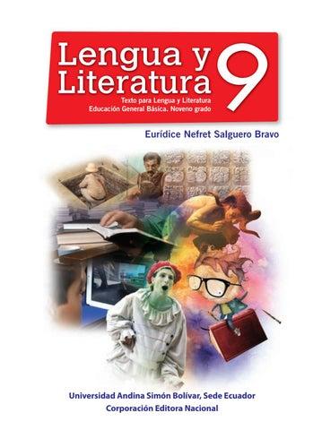 Lengua y literatura 9 muestra editorial maya educacin by maya page 1 ccuart Choice Image