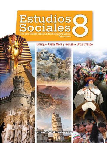 Estudios Sociales 8 - muestra editorial - Maya Educación