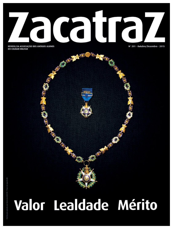 3c469730751 Revista ZacatraZ nº 201 by AAACM - issuu