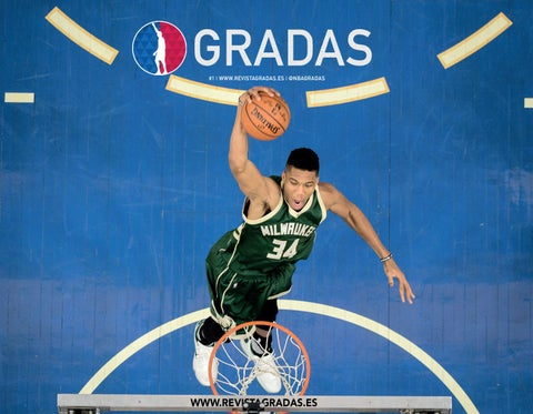 e3f8928bbb Revista NBA | Primavera 2017 | Tablet; #1 by Revista Gradas - issuu