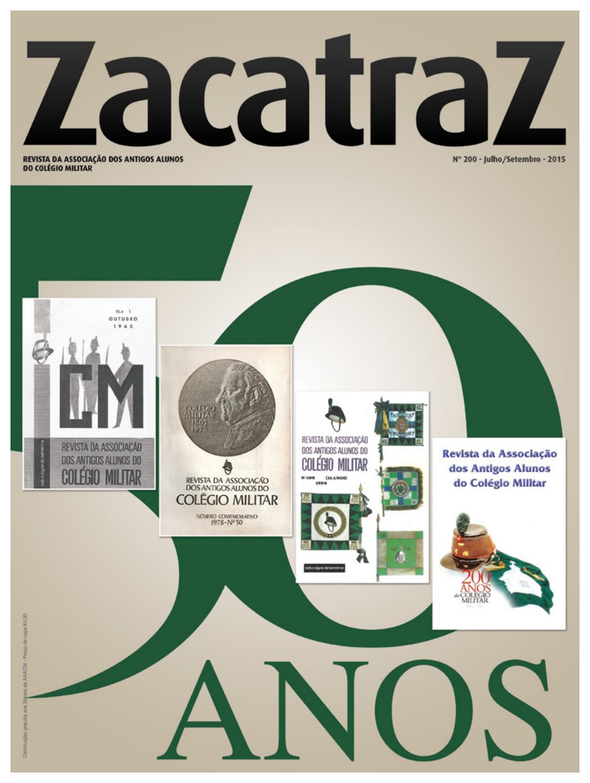 Revista ZacatraZ nº 200 by AAACM - issuu f3ff5ee020