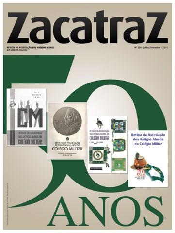 11855edb3 Revista ZacatraZ nº 200 by AAACM - issuu