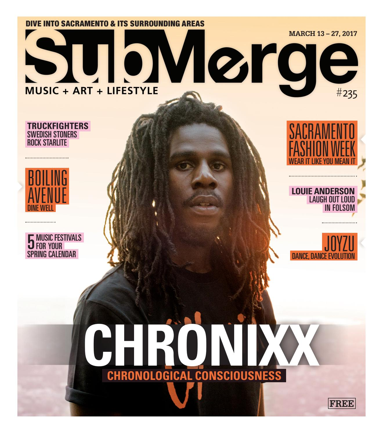 Submerge Magazine: Issue 235 (March 13 - March 27, 2017) by Submerge