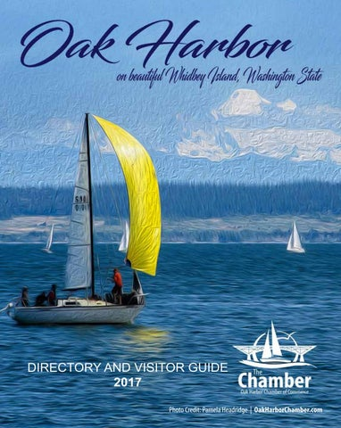 2017 Oak Harbor Chamber Directory By Whidbeyweekly Com Issuu