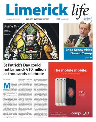 01fe8d0b8d Limerick Life Edition 23 by LimerickLife - issuu