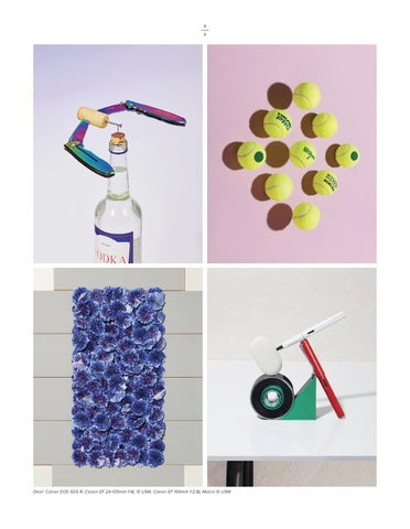 Page 11 of Florent Tanet THE DAILY STILL LIFE