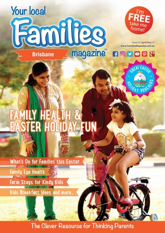 Families magazine brisbane family health issue 21 by families page 1 negle Images