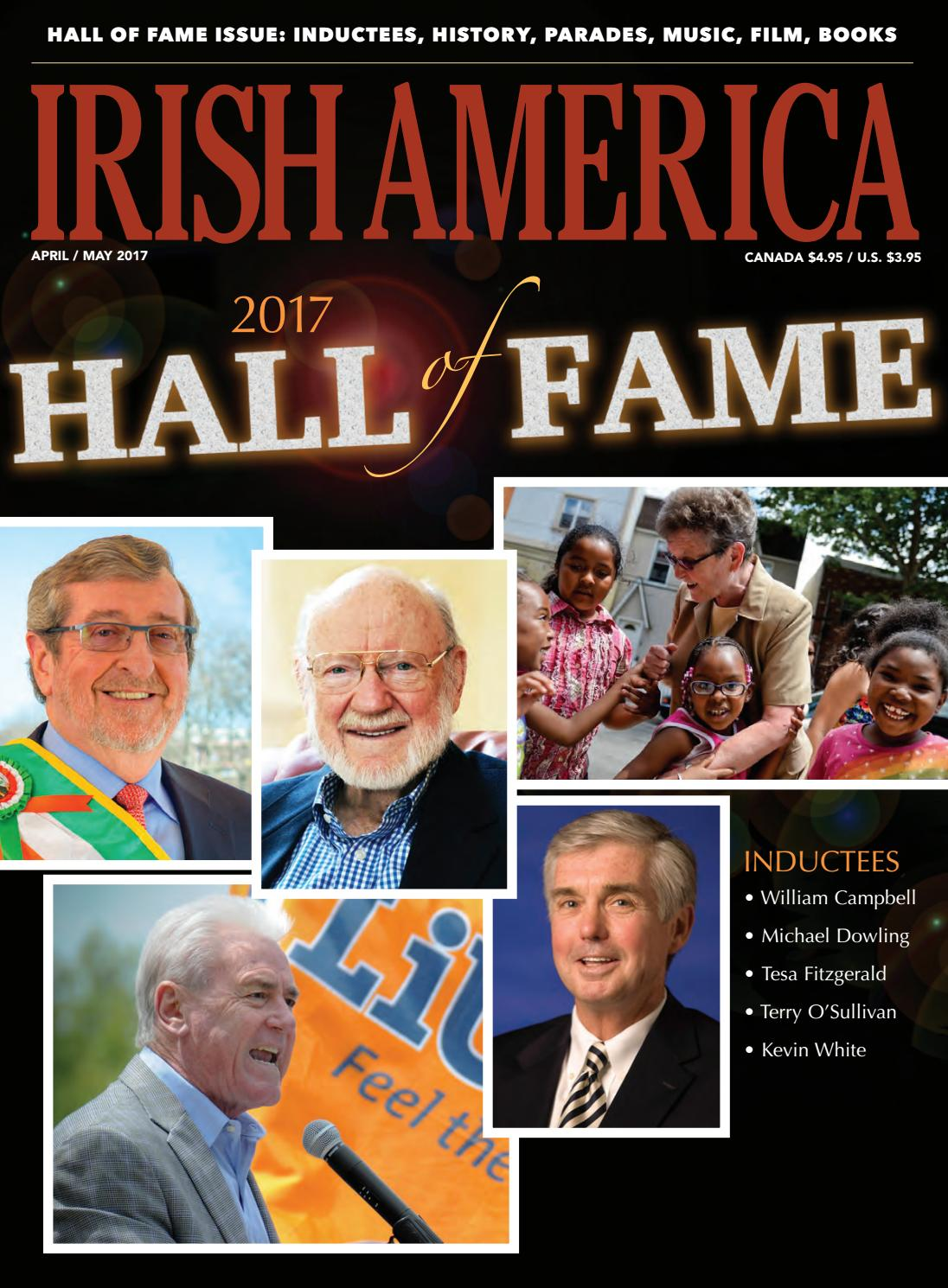 Irish America April / May 2017