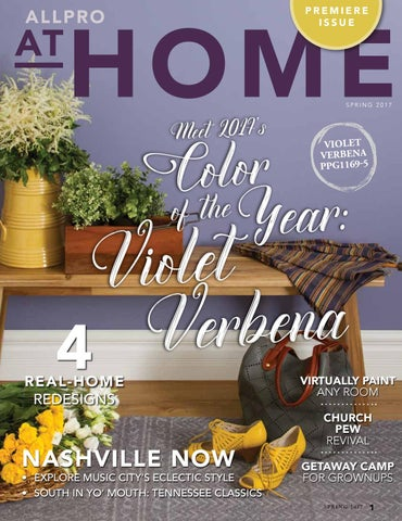 PPG At Home Spring 2017 by At Home Magazine - issuu