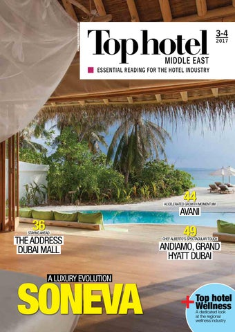 Top Hotel Middle East March April 2017 Issue by JASON