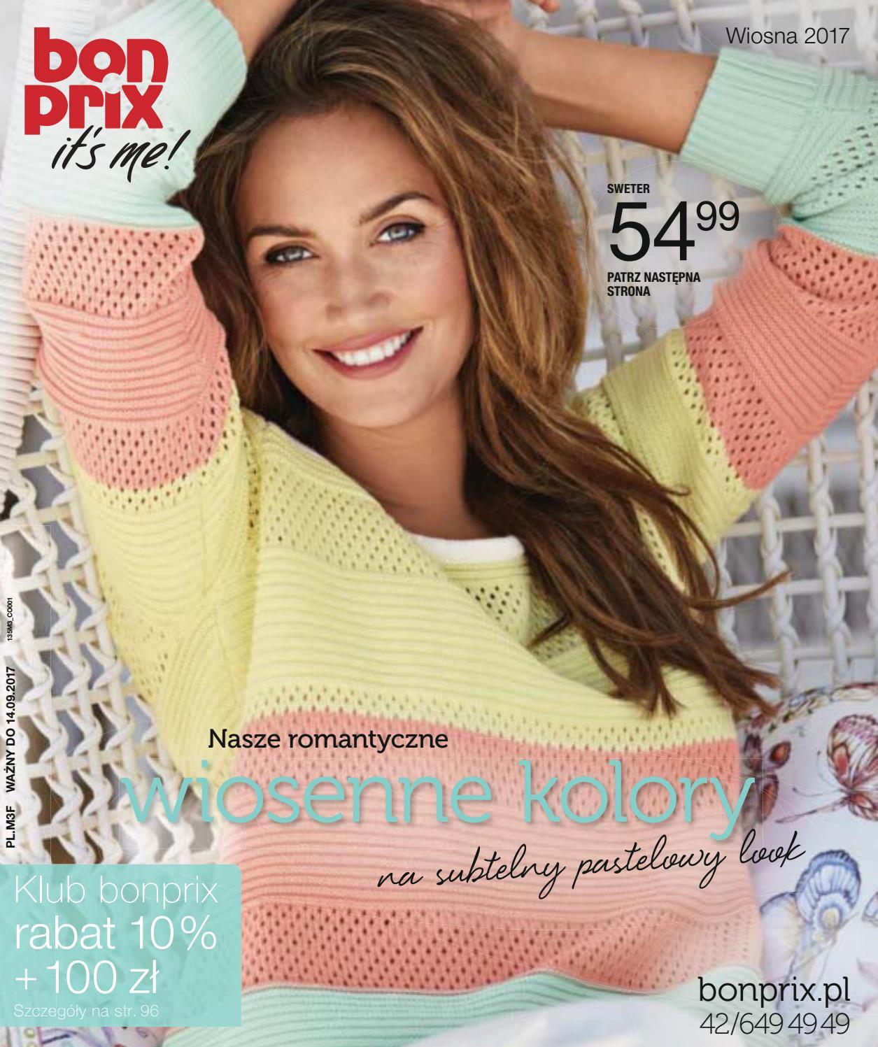 Bonprix katalog wiosna 2017 wa ny do by iulotka for Bonprix 2017