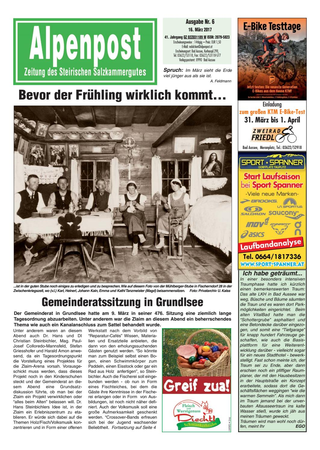 Single kennenlernen bad goisern Sextreff in Hohenstein
