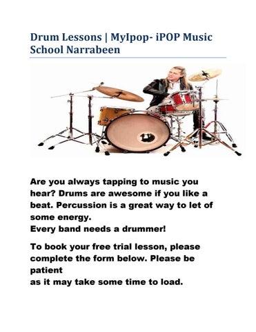 Flute and drum lessons myipop ipop music school by myipop