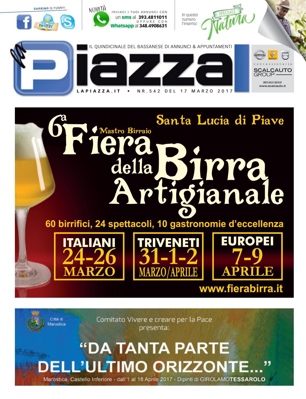 La Piazza Bassano 542 by la Piazza di Cavazzin Daniele - issuu c0e112fbd63