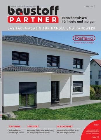 BaustoffPARTNER März 2017 By SBM Verlag GmbH   Issuu