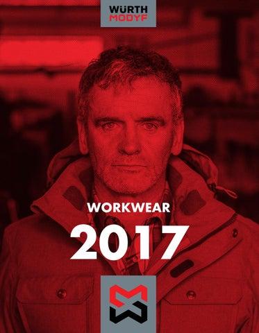 8340518d38e Modyf workwear catalogus 2017 nl by Würth Belux NV - issuu