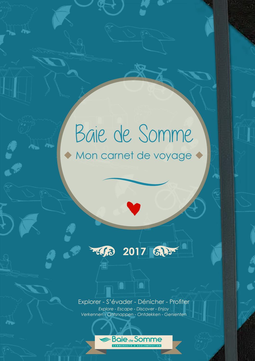 Baie de somme mon carnet de voyage by office de tourisme de l 39 abbevillois issuu - Office tourisme abbeville ...