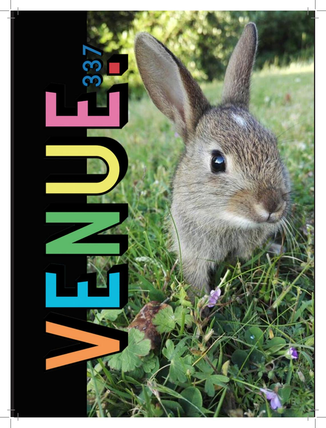 Venue 337 by Concrete - UEA's official student newspaper - issuu