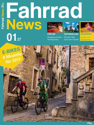 9d1f789533acf Fahrrad News 01.2017 by WOM Medien - issuu
