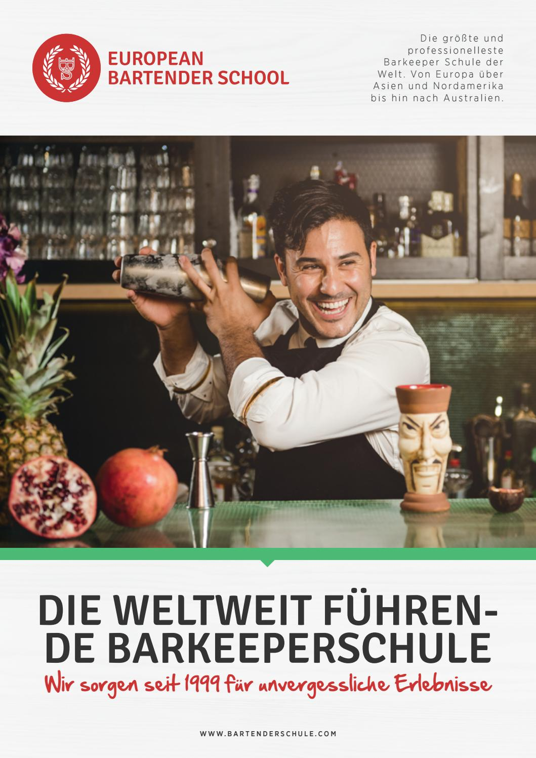Brochure German by European Bartender School - issuu