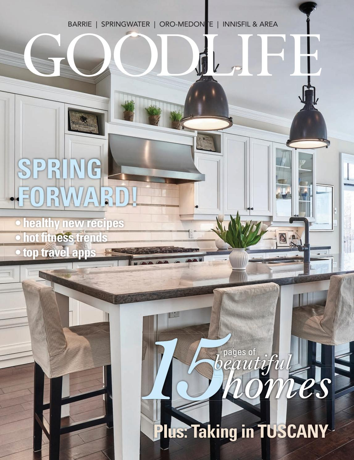 Goodlife barrie march april 2017 by goodlife magazine simcoe county issuu