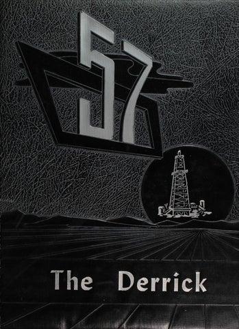 47cb0804cec5 Burkburnett High School Yearbook Derrick 2003 by Designworks Group ...