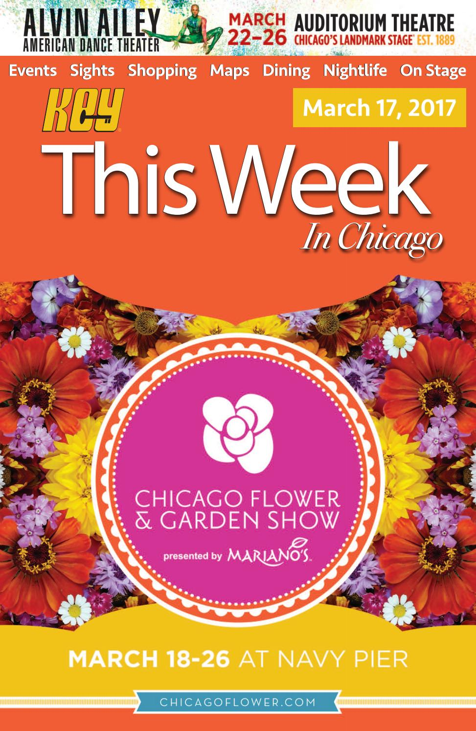 Key This Week In Chicago March 17 2017 Issue By Key This Week In