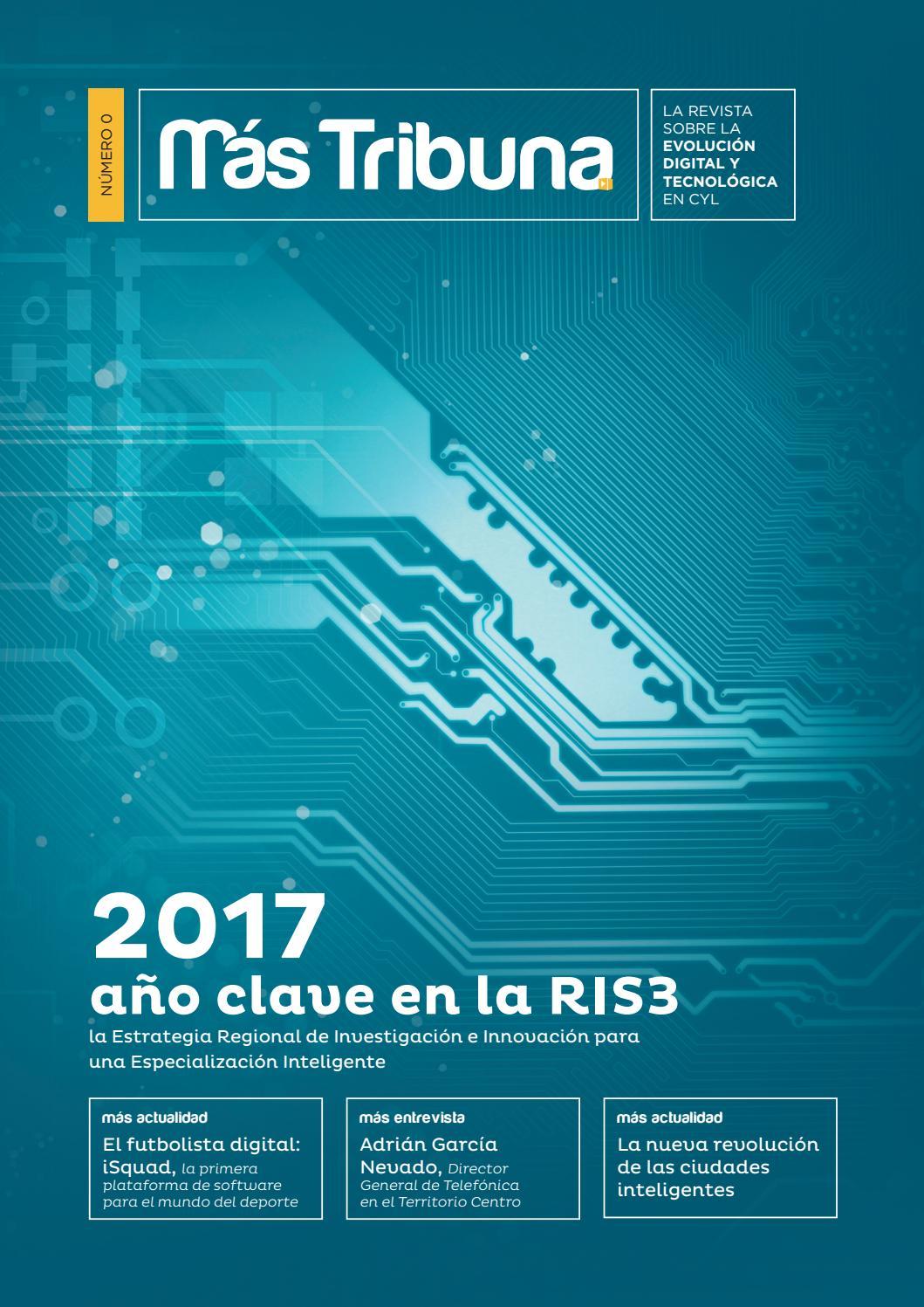 Mas Tribuna - La revista sobre la Evolución digital y tecnológica en ...