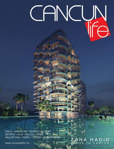 36083e8d0075 Cancun Life Primavera 2017 by Revistas Life - issuu