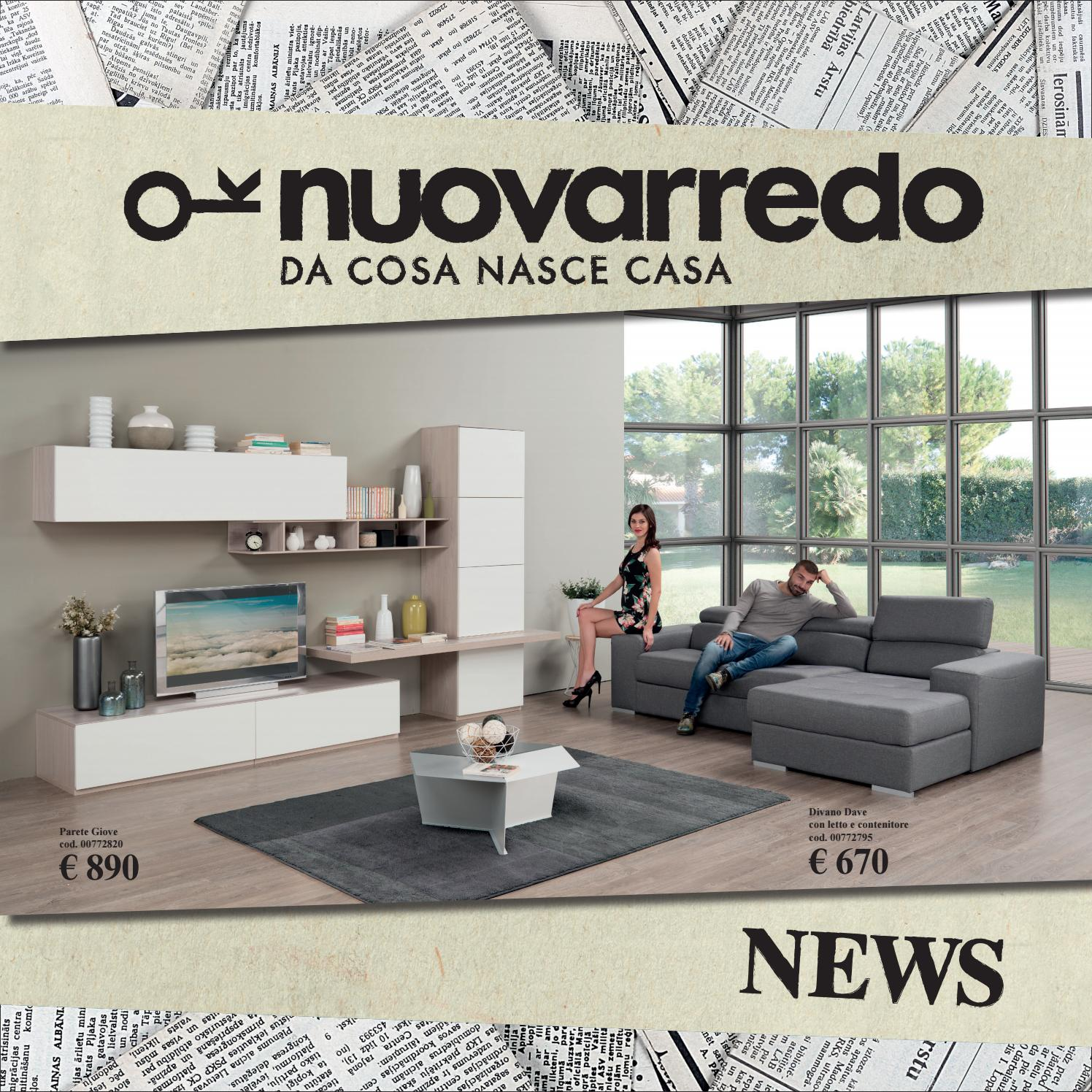 Tabloid Nuovarredo Promo Estate2017 by Nuovarredo - issuu