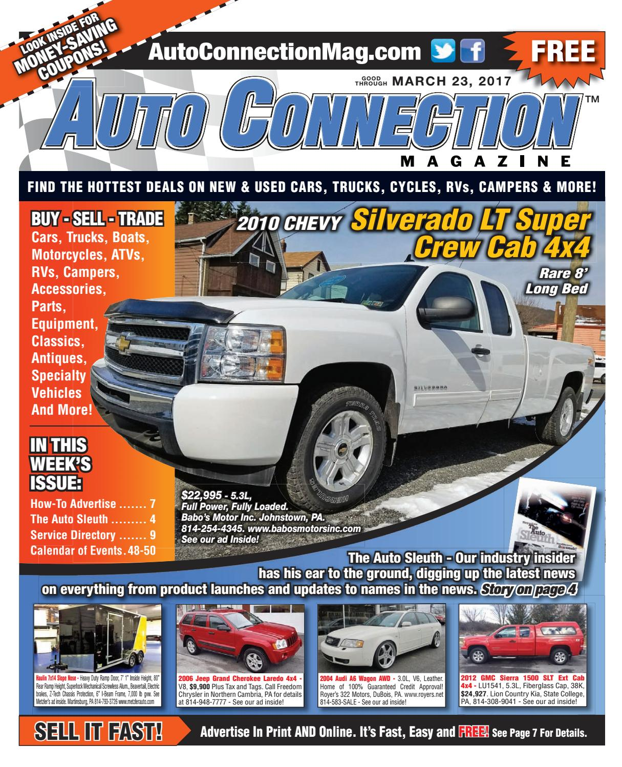 03-23-17 Auto Connection Magazine by Auto Connection Magazine - issuu