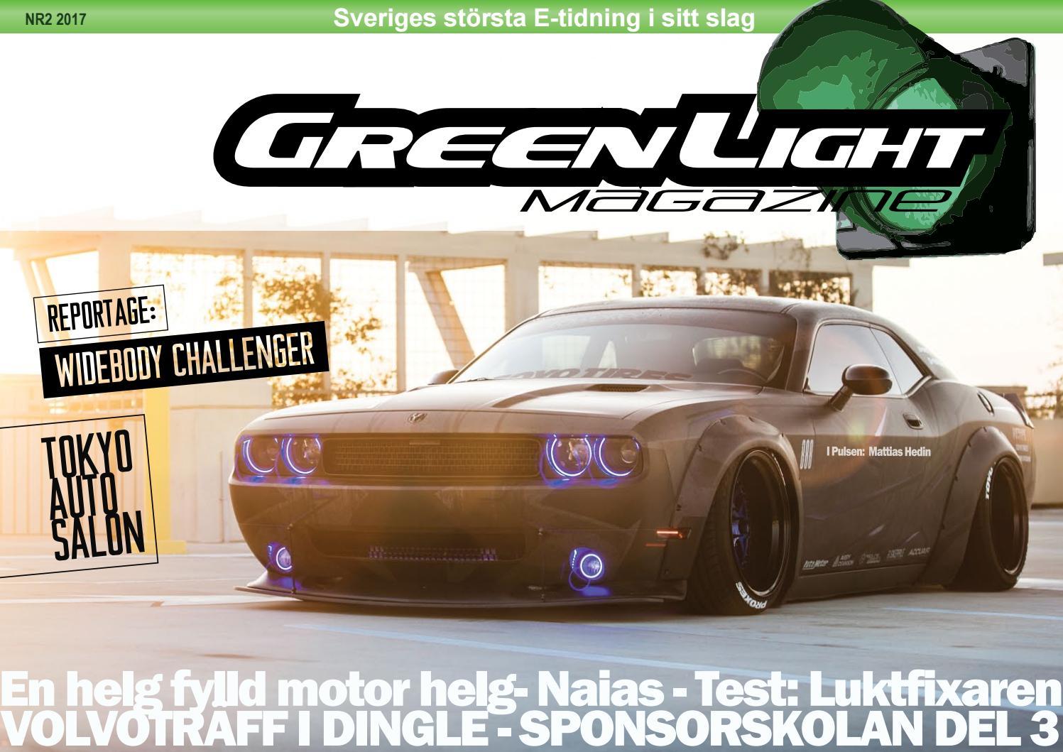 the best attitude 7d601 dc5c4 GreenLight Magazine  2 - 17 by Daniel Serénus - issuu