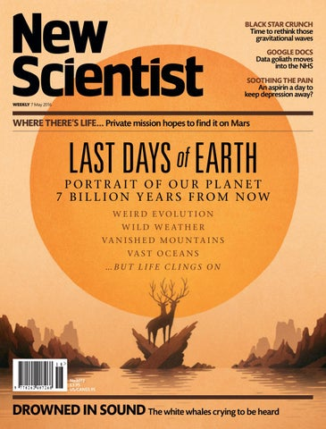1eff9476e99 New scientist 7 5 2016 by Mark Bradshaw - issuu