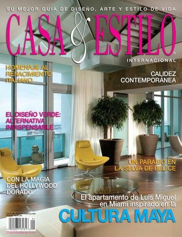 Casa&Estilo 83 by John Michael Coto - issuu