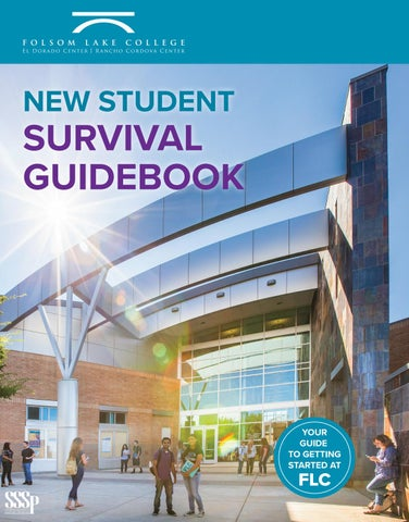 Folsom High School Campus Map.Folsom Lake College New Student Guidebook By Flcfalcons Issuu