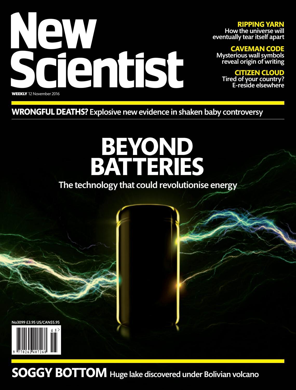 51fb8fe79085 New scientist 12 november 2016 by Mark Bradshaw - issuu